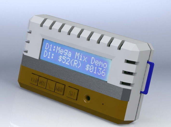 Atari SIO2SD v3 Interface for 8-bit computers - To 3d printed