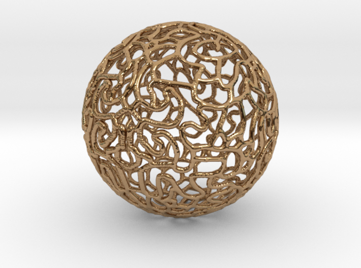 Ornament Ball 3d printed
