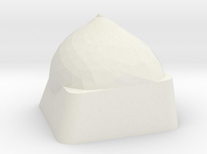 TitCap-left 3d printed