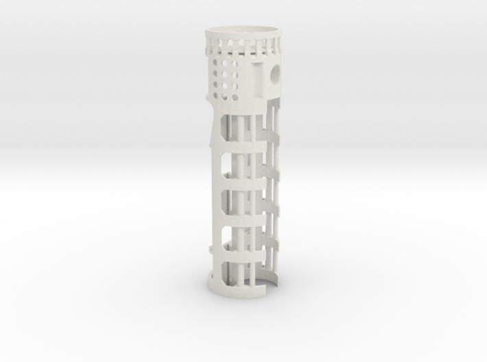 PRIZM-28mmRail-1.10OD 3d printed