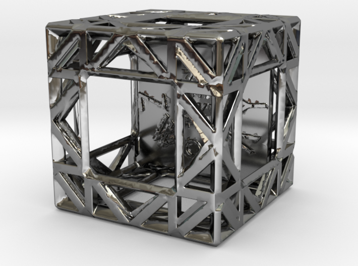 ZWOOKY Style 3420 - Sphere 3d printed