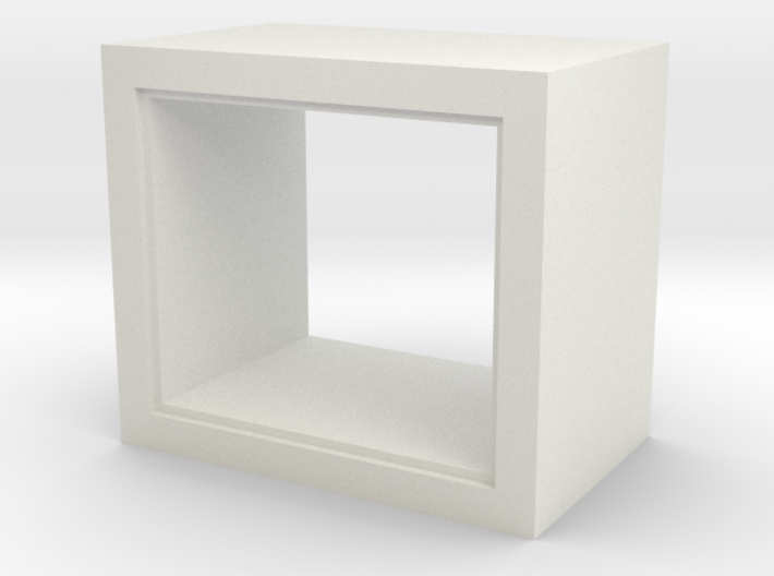 1:24 Atelier Side Table 3d printed