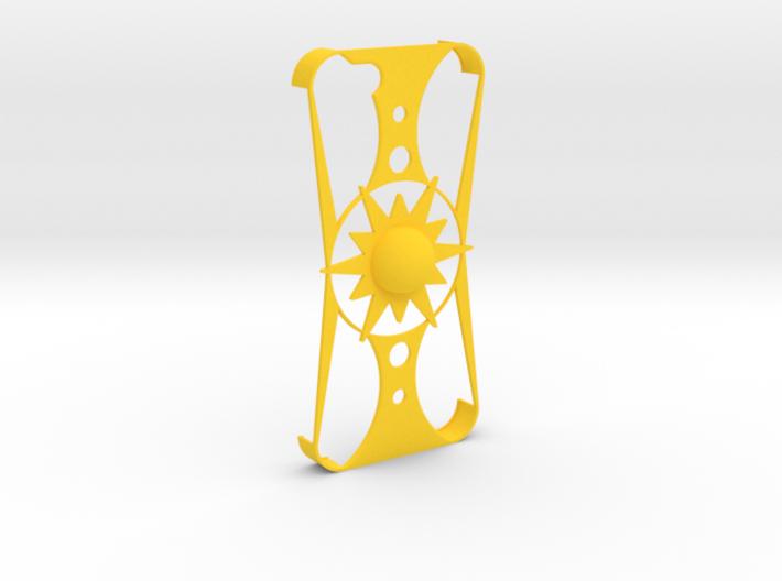 Iphone 5/5S Sun Case 3d printed