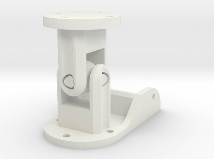 NANO Neck Universal Joint 3d printed