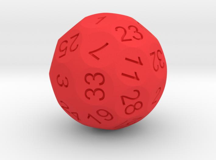 D36 Sphere Dice 3d printed