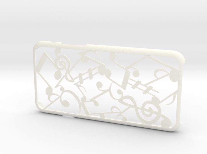 Notes iPhone6 case for 4.7inch 3d printed