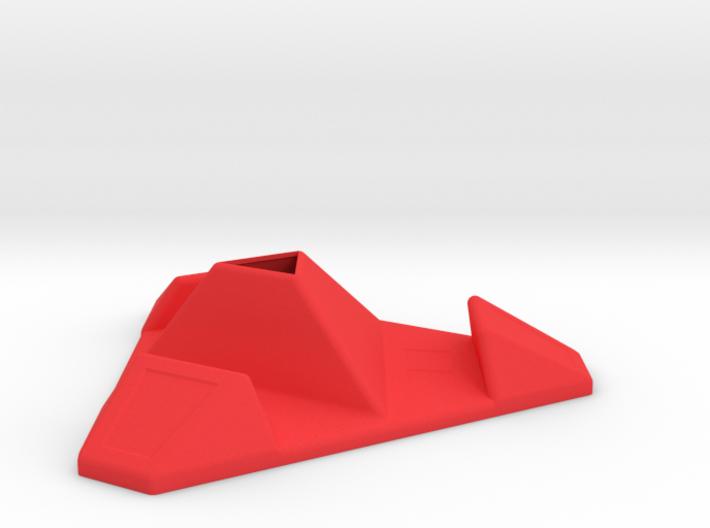 Support universel tablette téléphone etc 3d printed du plus bel effet en rouge