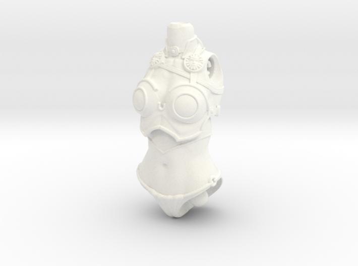 FB01-Torso-15  7inch 3d printed