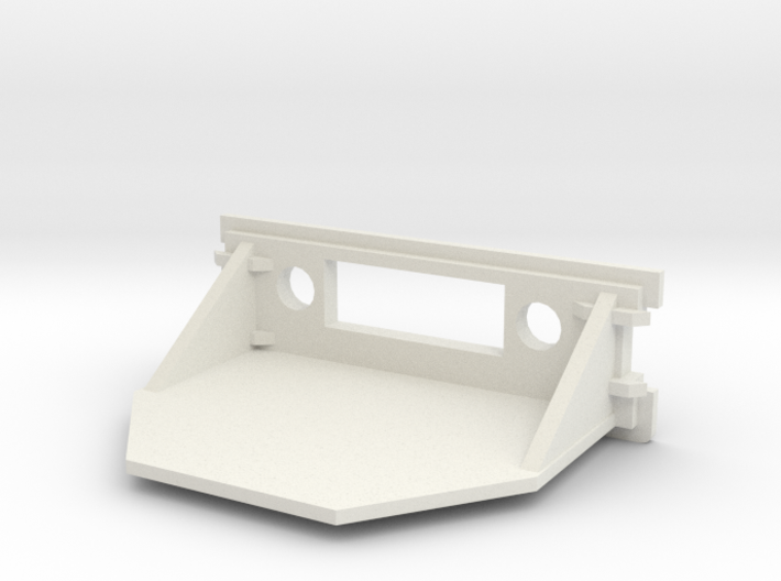 Amiga 1200 Replacement Rear Expansion Cover DVI 3d printed