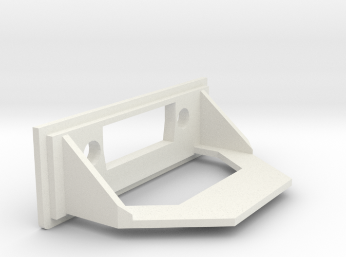 Amiga A1200 Rear Expansion DVI Cover 3d printed