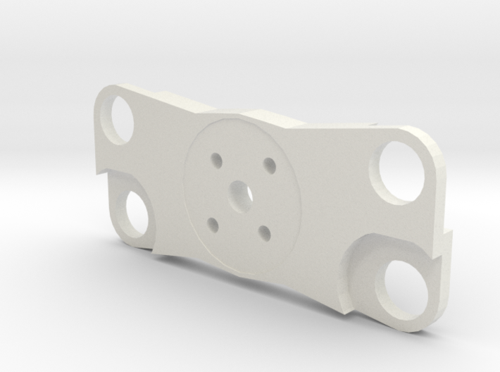 TBS discovery, Generic Gimbal Mount 16x19 3d printed