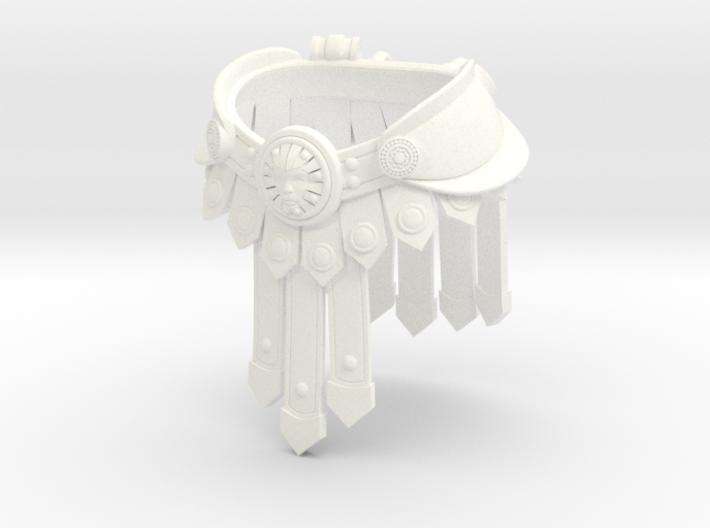 FB01-Belt-15s  6inch 3d printed