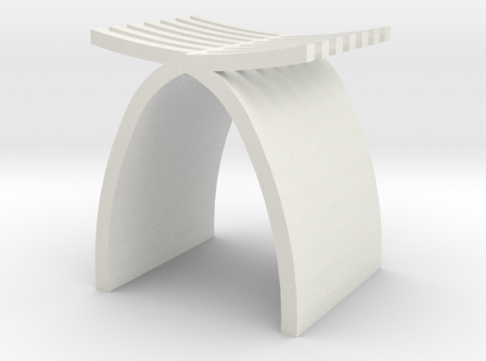 1:24 Capelli Stool 3d printed