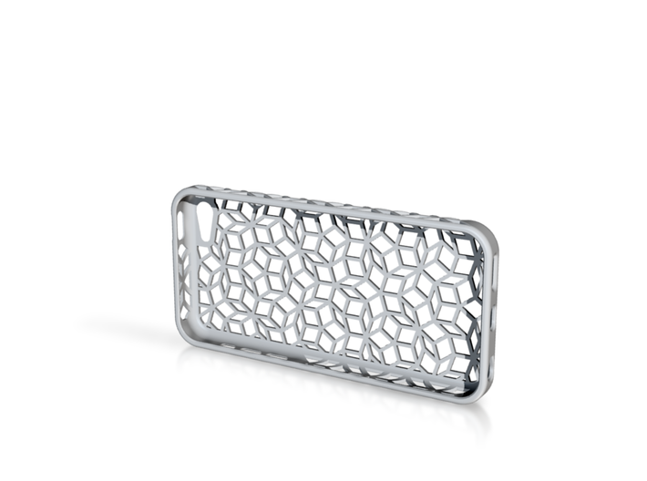 Weird tiles Iphone 5c case 3d printed