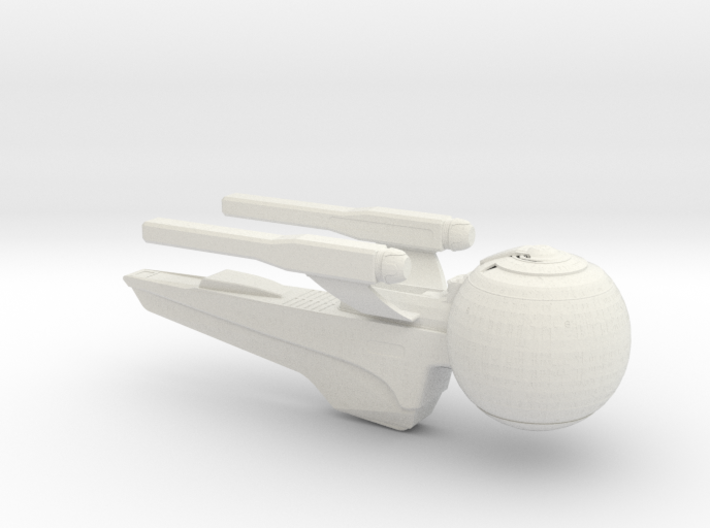 Olympic 2500 3d printed