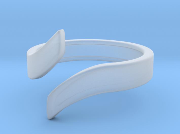 Open Design Ring (29mm / 1.14inch inner diameter) 3d printed