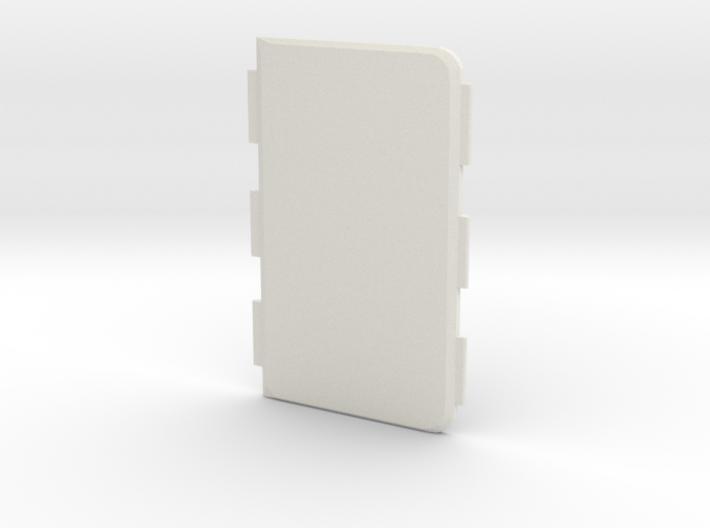MARK IX -Meccanica- Cover 3d printed