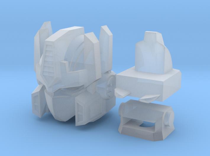 L_head 3d printed