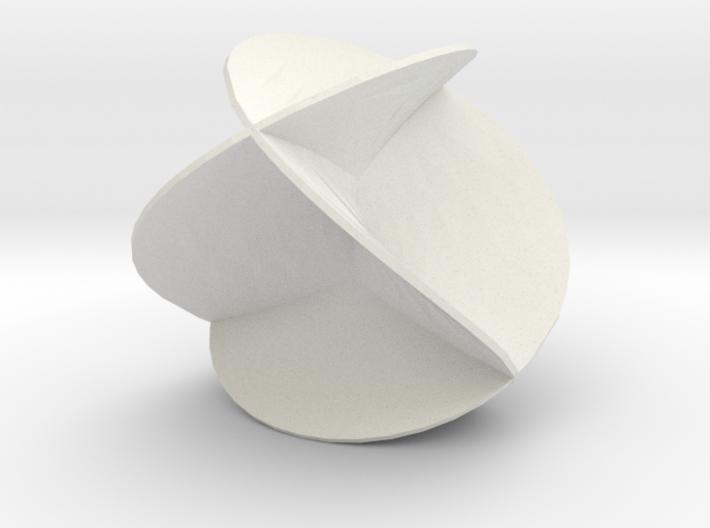 Henneberg Surface 3d printed