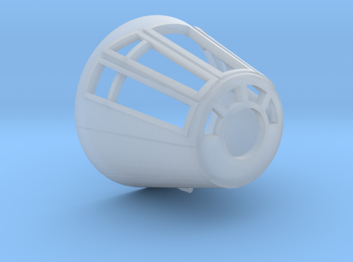 YT1300 REBELL 1/275 CABIN CONE 3d printed