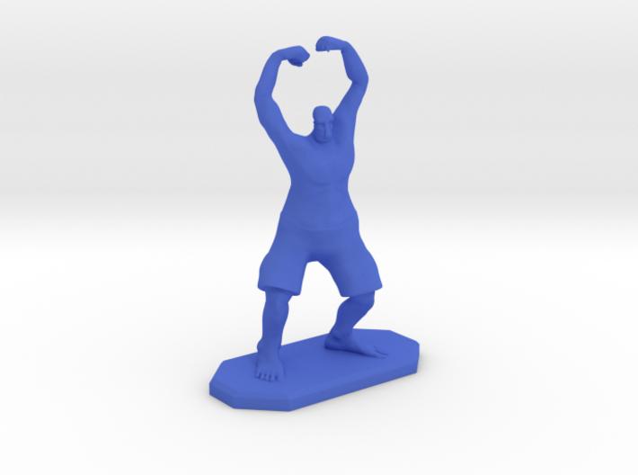 Ogre Figurine 3d printed