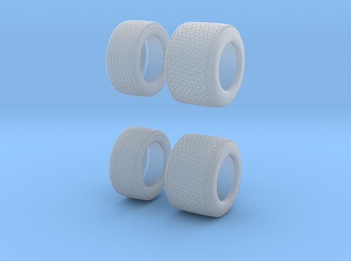 69-70 Stones 3d printed