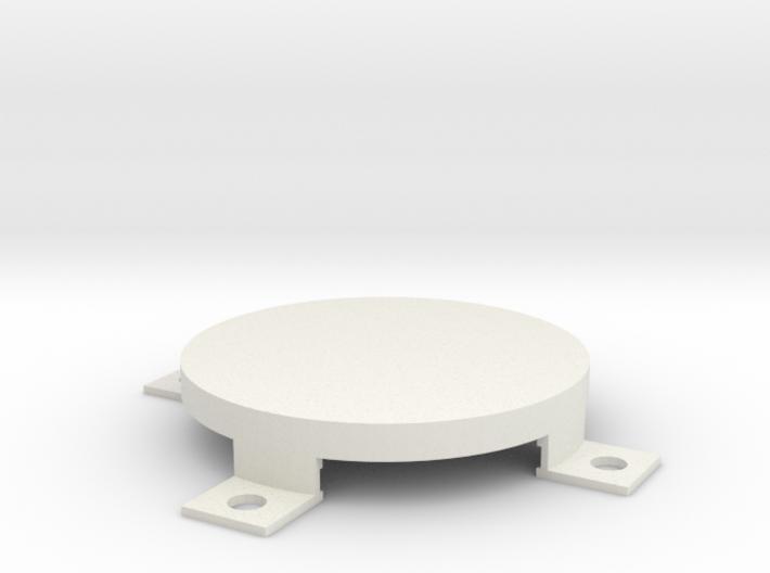 NeoPixel Ring (16 pixels) Diffuser V1 3d printed