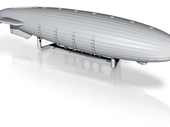 1/4800 USS Akron (ZRS-4) 3d printed