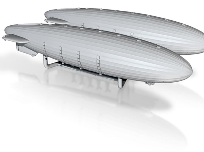 1/4800 USS Akron (ZRS-4) (x2) 3d printed