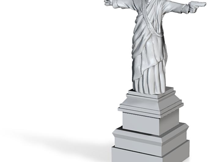 LiberDeemer Statue 3d printed LiberDeemer Statue