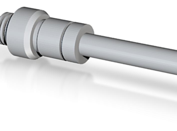 Astromech Leg Strut 02 3d printed