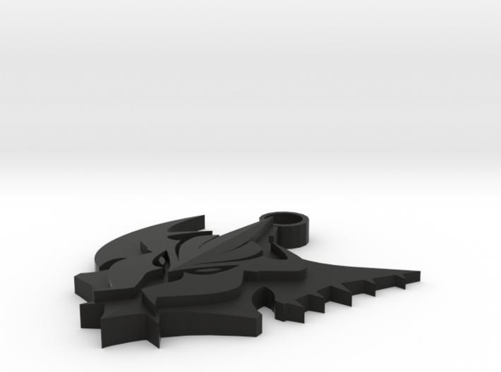Pentakill Keychain 3d printed