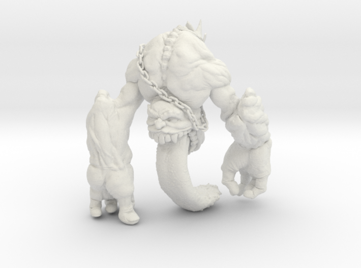 Handongue Shapeways 3d printed