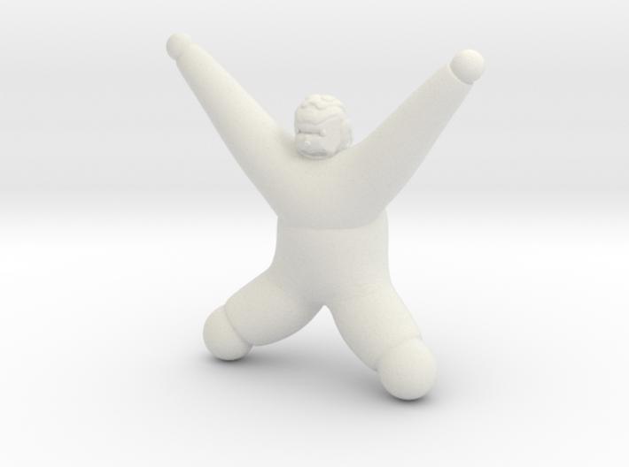 Exerciser 3d printed