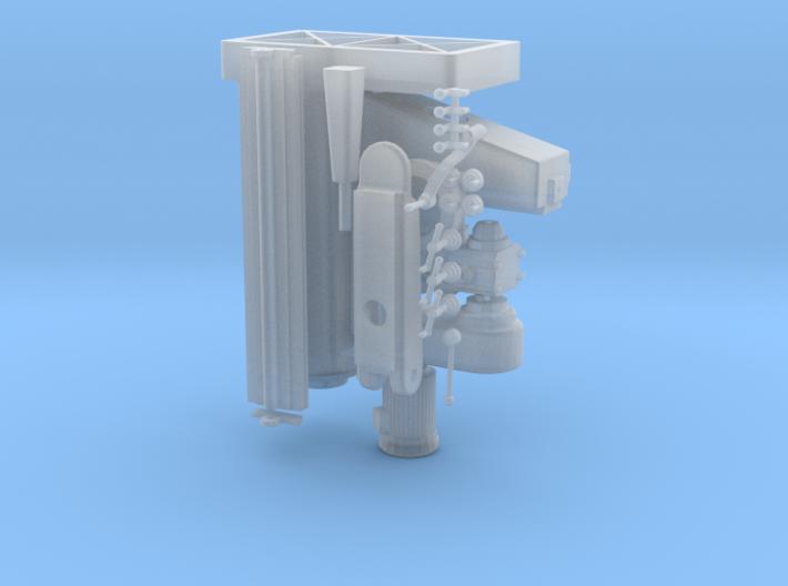 Milling Machine 3d printed