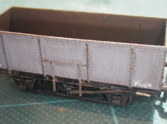 GWR N23 DeeperDetail 3d printed Count those rivets!