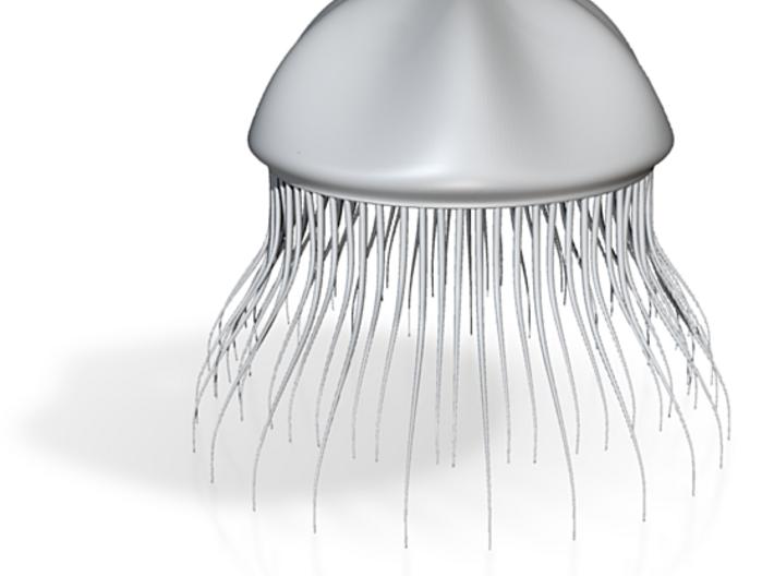 jellyfish 3d printed