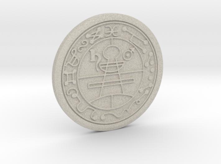 SECRET SEAL OF SOLOMON (figurine) 3d printed