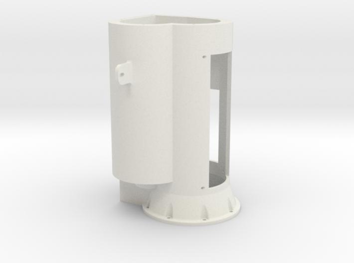 Getriebehaus 3d printed