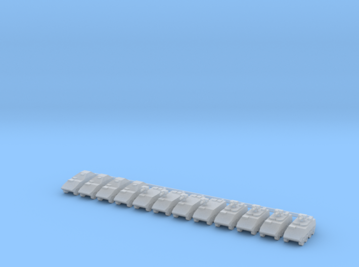 1/700 Boxer AFV Variants (x12) 3d printed