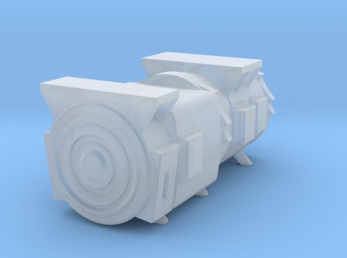 Motor Generator SZ363 3d printed