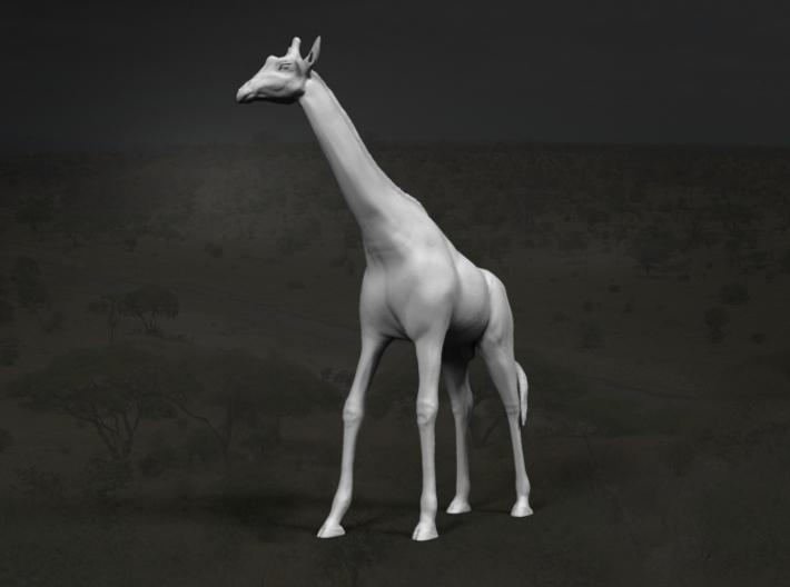 Giraffe 1:32 Standing Male 3d printed