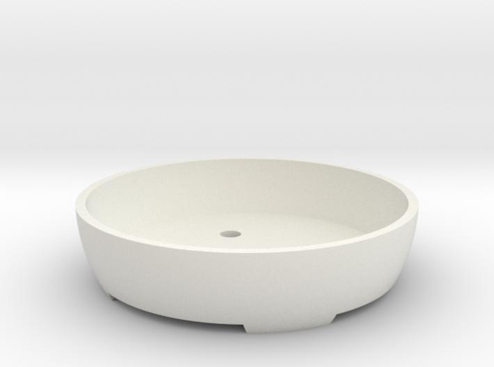 Bonsai Pot (Round) 3d printed