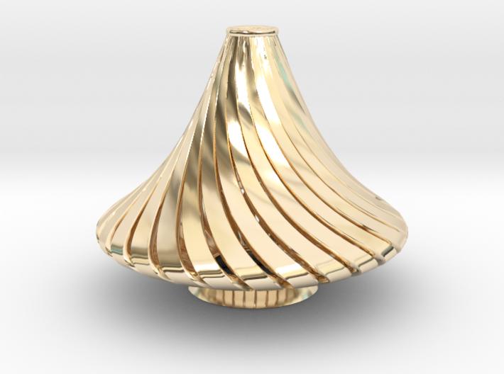 Exotic antique Lamp  3d printed
