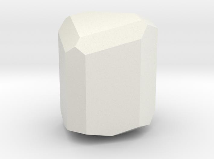 Clinopyroxene 3d printed