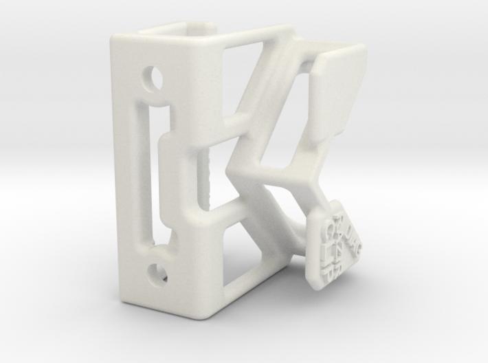 TeachPendantClipFlexibleDiag 3d printed