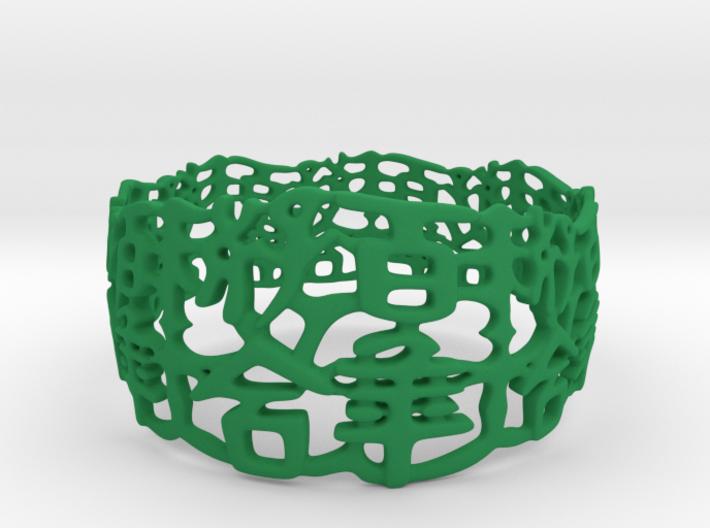 PAN Bracelet D64 RE115s1A10m25M45FR023-plastic 3d printed
