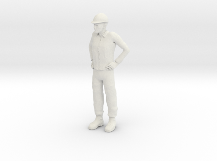 Foreman 1/20 scale 3d printed