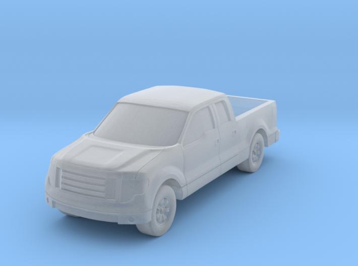 N Scale (1:160) Truck Hollowed 3d printed