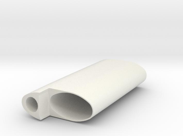 Cigarette and Lighter Holder 3d printed